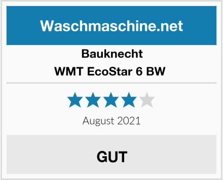 Bauknecht WMT EcoStar 6 BW  Test