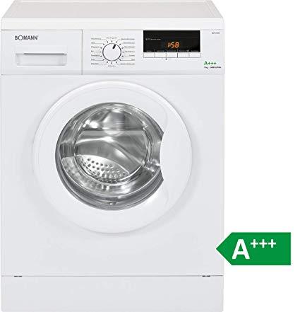 bomann wa 5729 waschmaschine waschmaschinen test 2019