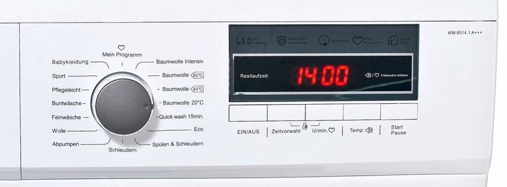 comfee wm 7014 waschmaschinen test 2018. Black Bedroom Furniture Sets. Home Design Ideas