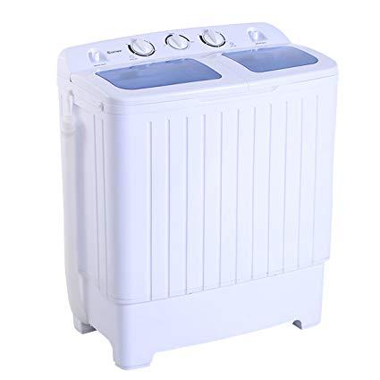 Costway Mini Waschmaschine