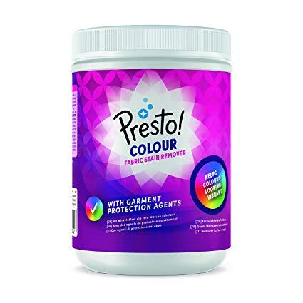Presto! Fleckenentferner-Pulver Color
