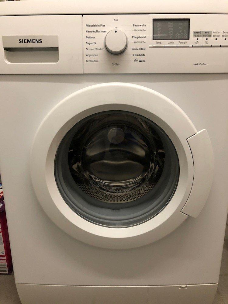 Siemens iQ300 WM14K2ECO Waschmaschine