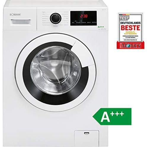 bomann wa 7170 waschmaschine waschmaschinen test 2020