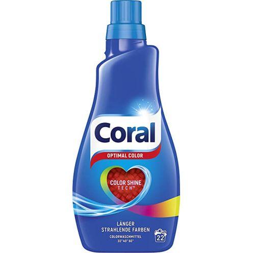 Coral Waschmittel (Optimal Color flüssig 44 WL)