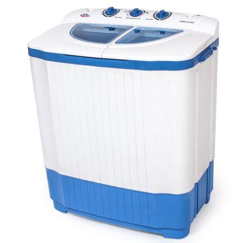 TecTake Mini-Waschmaschine