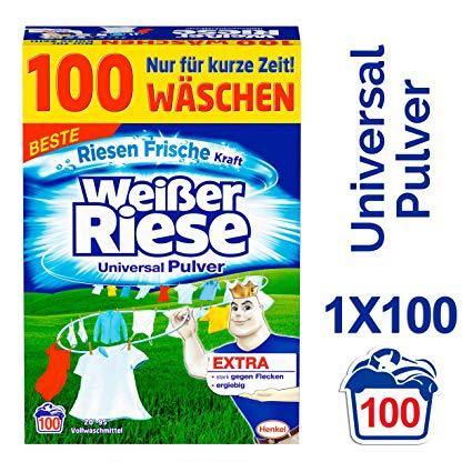 Weißer Riese Universal Pulver Waschmittel